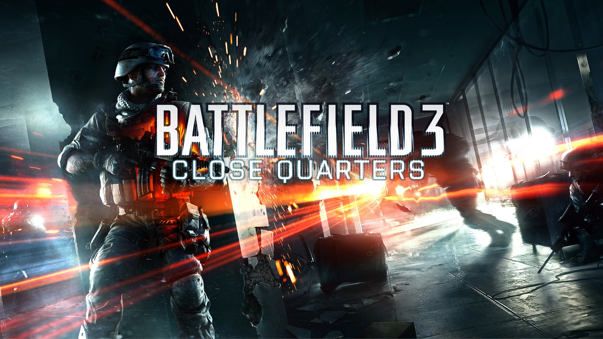 Battlefield 3 - Close Quarters Wallpapers 001